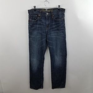 American Eagle Mens Jeans 30 x 30 Relaxed Straight